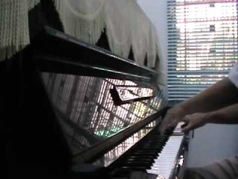 Moscow night- Vasili Solovyov-Sedoy, piano by Dat Cao