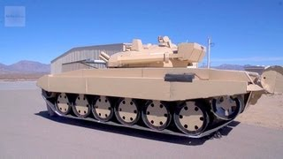 us army s remote controlled t 72 tank target