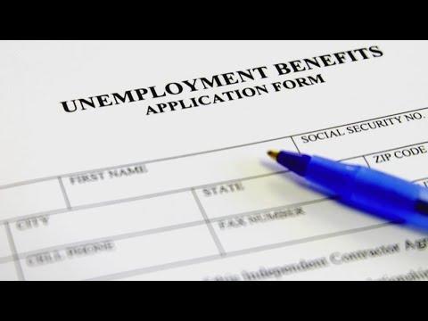 Virginia unemployment claims drop
