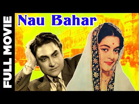 Nau Bahar│Full Hindi Movie│Ashok Kumar, Nalini Jaywant