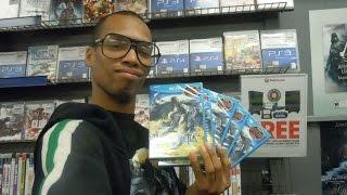 Reaction To My Bayonetta 2 Pre Orders At Gamestop :) #operation Platinum