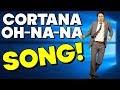 """""""Cortana Ooh-Na-Na!"""" - HAVANA PARODY SONG"""