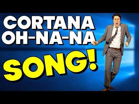 """Cortana Ooh-Na-Na!"" - HAVANA PARODY SONG"