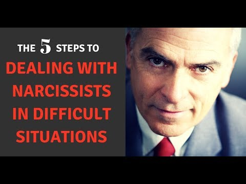 5 Steps To Dealing With Narcissists In Difficult Situations