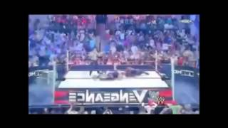 WWE  сломали ринг прикол ржака 100500 страх жесть вдв драка фильм секс подборка