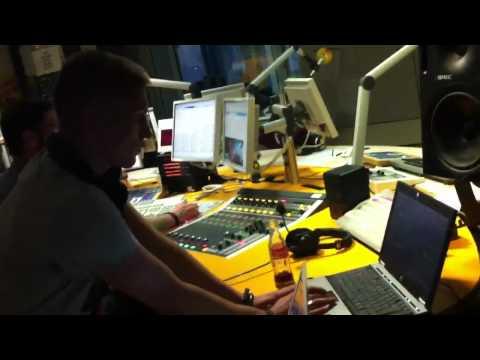 Daniel Greb & Benjamin Marvasti live @ YOU FM Clubnight
