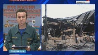 За неделю в Марий Эл произошло 13 пожаров - Вести Марий Эл