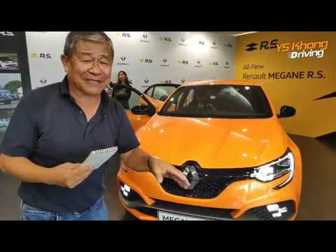 2019 Renault Megane R.S. [Quick Walkaround Review] | YS Khong Driving