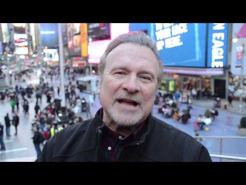 Phil Barfoot invites you to Christmas in New York 2015!