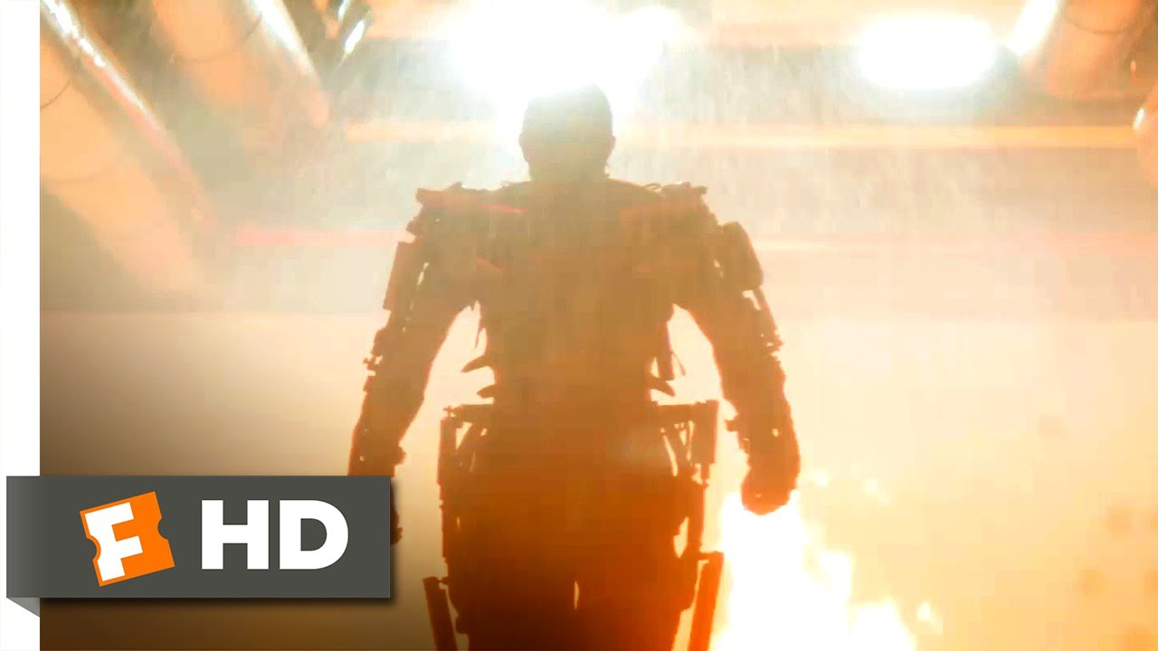Download Elysium (2013) - I Will Hunt You Down Scene (7/10) | Movieclips