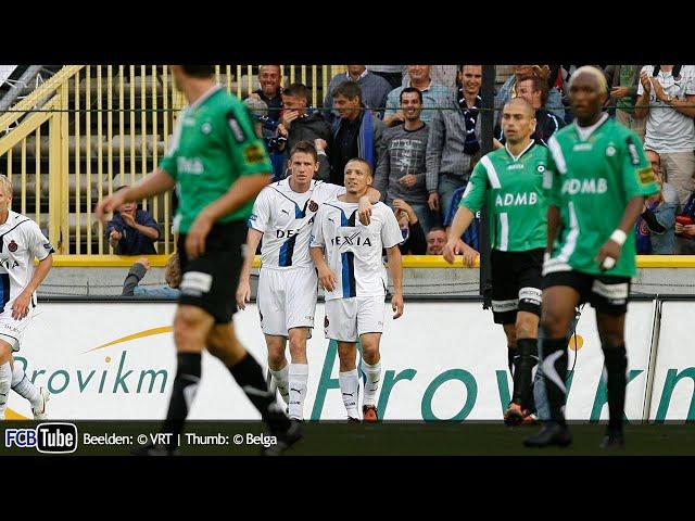 2009-2010 - Jupiler Pro League - 05. Cercle Brugge - Club Brugge 2-3