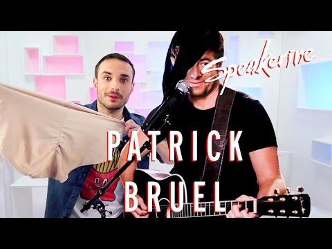 Patrick Bruel - Speakerine