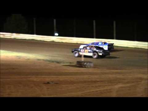 Kyle Jarrett & Zach Resinger Heat Race 9/13/13 Doe Run Raceway