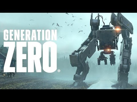 30 Minutes Of Generation Zero Gameplay NEW Open World FPS RPG