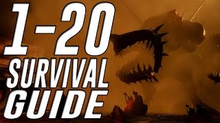 Shadows of Evil Round 1-20 Survival Guide (Black Ops 3 Zombies)