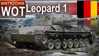 Leopard 1 - tylko dla orłów - World of Tanks