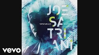 Joe Satriani - On Peregrine Wings (Audio)