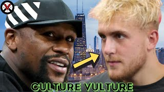 "Floyd Mayweather Calls Jake Paul A Culture Vulture! ""You Copy Our Culture But Dont Want 2 Be BLACK!"""