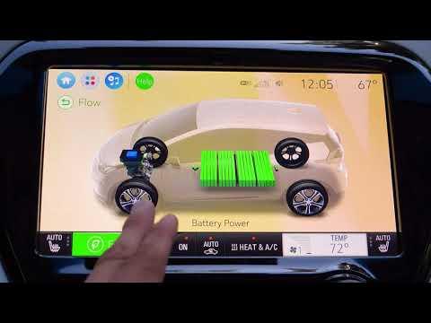 2018 Chevrolet Bolt Infotainment Review