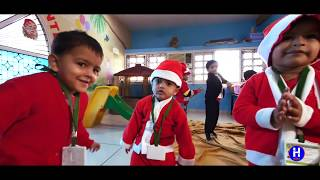 Christmas Celebration 2018 @ The New Hebron Preschool