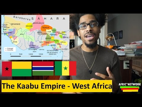 The Kaabu Empire - West Africa (1537–1867)