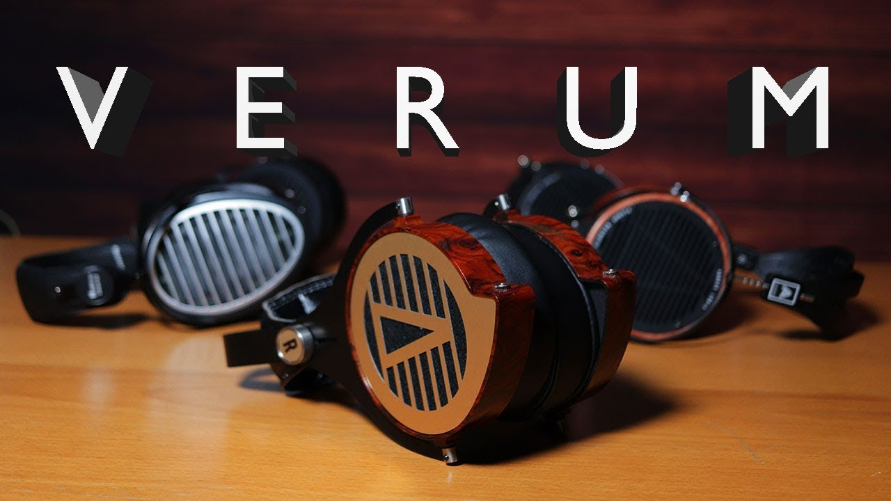 Verum One Review ! - VS Audeze LCD 2, LCD2 Classic, Hifiman Edition xx &  Sundara