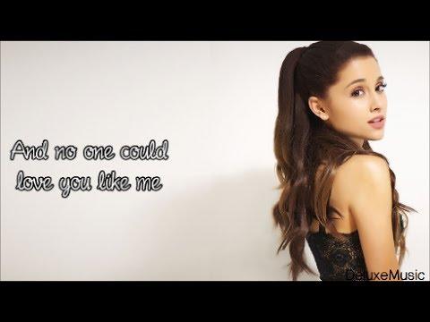 Ariana Grande - Nobody Does It Better (lyrics)