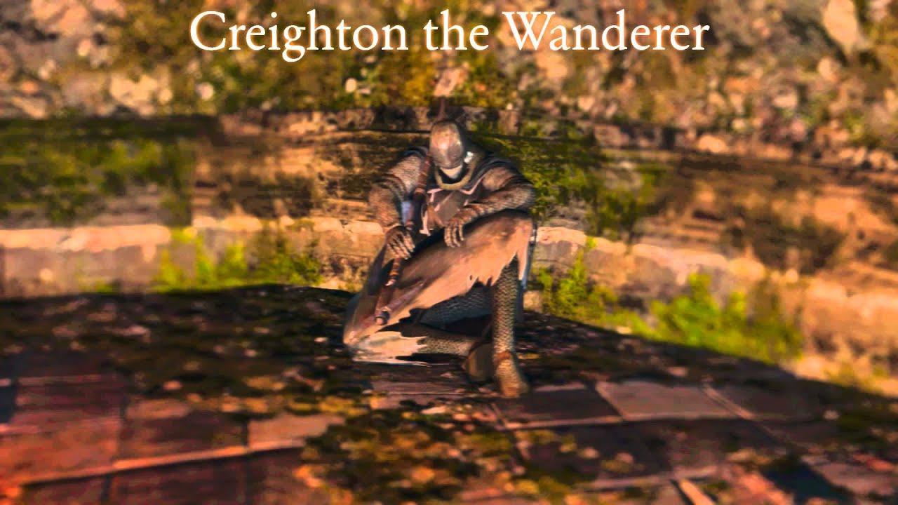 Dark Souls 2 Dialogue Creighton The Wanderer Youtube His son is kōki koyasu (子安 光樹, koyasu kōki), a fellow voice actor. dark souls 2 dialogue creighton the wanderer