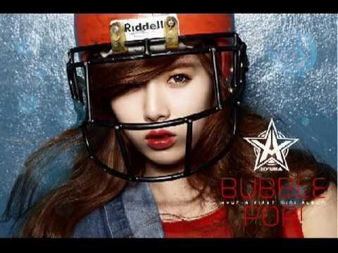 "HyunA ""Bubble Pop!"" [1st Mini Album] FULL"
