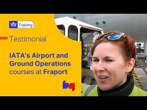 Ground Operations Training Courses | IATA Training