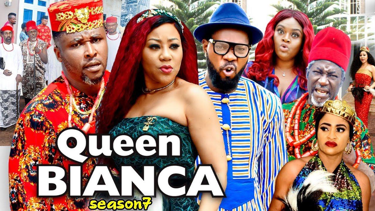 Download QUEEN BIANCA SEASON 7 -(Trending New Movie Full HD)Chineye Uba  2021 Latest Nigerian Movie