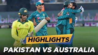 Pakistan vs Australia   2nd T20I Highlights   PCB   MA2E