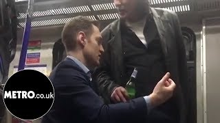 British man goes on racist rant at polish man for drinking on train | Metro.co.uk