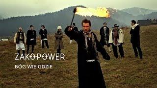 Zakopower - Bóg wie gdzie (Official Audio)