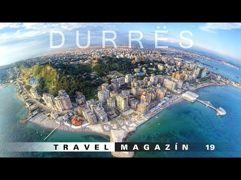 Durrës - Albánsko [HD] Travel Magazín 019 (Travel Channel Slovakia)