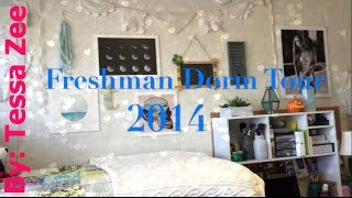dorm room tour 2014