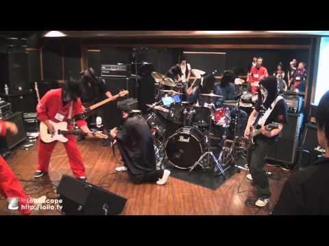 The Heritec Anthem - SlipKnoT Cover Session 2010/08/30【音ココ♪】