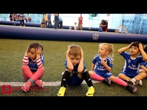 Lil' Kickers | Longevity Sports Center | Soccer Las Vegas