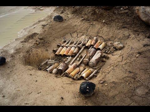 إتلاف أكثر من 5000 لغم زرعها الحوثيون بالجوف  - نشر قبل 12 ساعة
