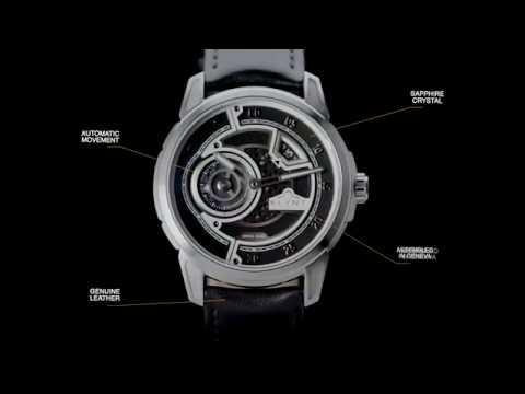 @KLYNTGENEVE : Elegance Contemporaine in watchmaking •• FASCINATION NÉO-MÉCANIQUE