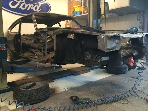 Ford capri  restoration