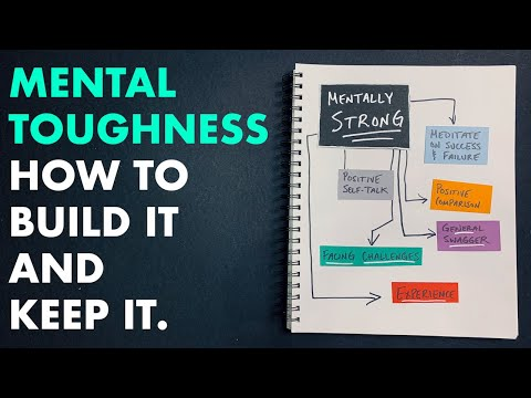 How to Build Mental Toughness: Mental Skills Training for Athletes