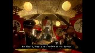 We were only obeying orders - Spitting Image song Series 11