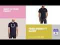 Fred Perry T Shirt Best Of Fred Perry