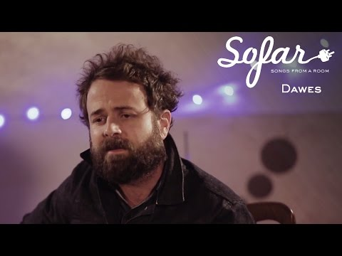 Dawes - Somewhere Along The Way | Sofar London