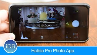 Halide is a Great, Gesture-Based Pro Camera App for iPhone