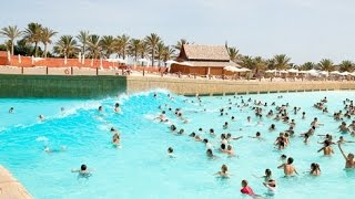 Jungle Aqua Park Hotel (Hurghada, Egypt) - Джангл Аквапарк (Хургада, Египет)(Jungle Aqua Park Hotel - The pool with waves (Egypt, Hurghada) Джангл Аквапарк - Бассейн с волнами (Египет, Хургада), 2015-04-05T20:10:31.000Z)
