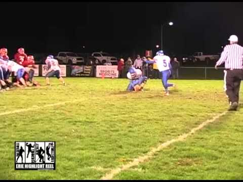 Referees Reverse Touchdown Call During High School Football Game