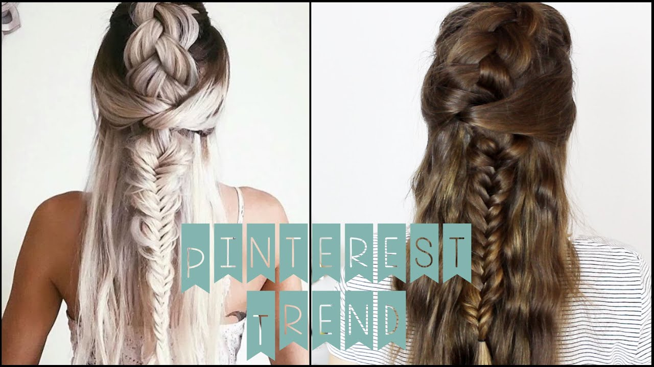 Boho trendfrisur pinterest instagram frisuren freitag for Frisuren pinterest