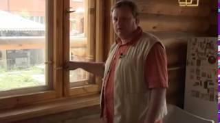 видео Звукоизоляция деревянных стен